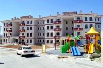 Besni'de Ki Konutlar Sahiplerine Teslim Edilmeyi Bekliyor