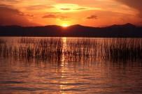 CANLI YAYIN - Beyşehir Gölünde Günbatımı Bir Başka Güzel