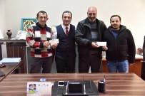 YENI YıL - Bilecik Belediyesi'nden Amatör Spor Kulüplerine Yılın İlk Desteği