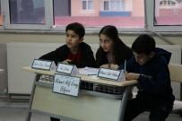 ERTUĞRUL GAZI - Bilgievleri Bilgi Yarışması'nda Yarı Final Heyecanı Yaşandı