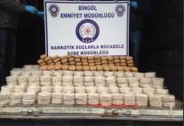 GİZLİ BÖLME - Bingöl'de 275 Kilogram Eroin Ele Geçirildi