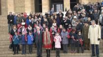 BRITANYA - Birleşik Krallık Büyükelçisi Dominick Chilcott Anıtkabir'de