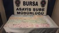 İSKAMBİL KAĞIDI - Bursa'da Dernek Lokaline Kumar Operasyonu