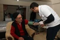 DİŞ TEDAVİSİ - Büyükşehir Belediyesi Hastalara Evinde Bakıyor