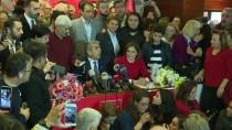 İSTANBUL İL BAŞKANLIĞI - CHP İstanbul İl Başkanlığı'nda Devir Teslim