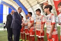 FUTBOL TURNUVASI - 'Çocuk Polisi Futbol Turnuvası' Başladı
