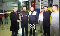 SADETTIN SARAN - Çukurca'da ÇEKAP Kurumlar Arası Voleybol Turnuvası