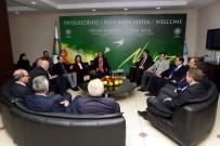 İLAHİYAT FAKÜLTESİ - Dekanların FETÖ Talimatıyla DBP'li Başkanla Görüştüğü İddiası