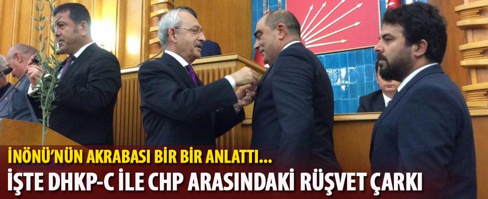 DHKP-C ile CHP arasındaki kirli rüşvet çarkı!