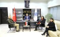 BAĞIMLILIK - Dijital Bağımlılıkla Mücadele Derneği Başkanı Doç. Dr. Dilci'den KAYSO'ya Ziyaret