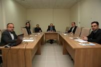 FABRIKA - Doğal Taş Fabrikası Ocak Ayı Yönetim Kurulu Toplantısı Gerçekleştirildi