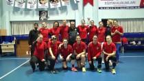 KASTAMONUSPOR - EHF Kupası'nda Kastamonu Rüzgarı