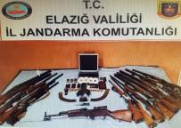 Elazığ'da PKK/KCK Operasyonu Açıklaması 8 Şüpheli Gözaltına Alındı