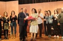 ÇUKUROVA ÜNIVERSITESI - Erdemli Belediyesi Şehir Tiyatrosu'na Ödül