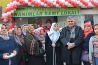 SİVİL TOPLUM - Ereğli Belediyesi Hanımlar Semt Lokali Açıldı