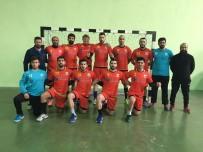 HAFTA SONU - Erek Beş Yıldız Hentbol Takımı 2. Yarıya İyi Başladı