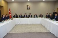 DEMİRYOLU PROJESİ - Erzincan-Trabzon Demiryolu Projesi Masaya Yatırıldı