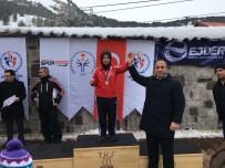 KADER - Erzincanlı Milli Kayakçı Dünya Şampiyonasına Hazırlanıyor