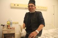 YAVRU KEDİ - Evi Yanan Yaşlı Adam Yaşadıklarını Tedavi Gördüğü Hastanede Anlattı