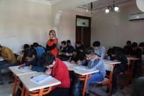 YÜKSEK ÖĞRETİM - Eyyübiye Belediyesi İle Öğrenciler Sınava Hazırlanıyor