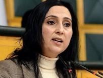 FİGEN YÜKSEKDAĞ - Figen Yüksekdağ'dan Canan Kaftancıoğlu'na destek