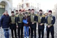 İSRAIL - Filistin Direnişinin Sembol İsmi Fevzi El-Cüneydi Payitaht Dizisinin Oyuncuları İle Buluştu
