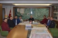 SİVİL TOPLUM - Gediz Belediye Başkanı Saraoğlu Açıklaması İlçe Esnafının Her Zaman Yanındayız