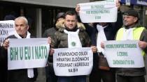 AVRUPA BIRLIĞI - Hırvatistan Cumhurbaşkanı Kitarovic Bosna Hersek'te