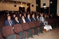 HIRİSTİYANLIK - Hizan'da 'Türkiye'de Din Anlayışını Tahribe Yönelik Hareketler' Konferansı