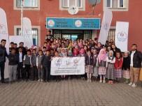 BOKS ELDİVENİ - İdil'de Köy Okulları Sporla Buluşuyor