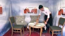 KIŞ TURİZMİ - 'İglo Evde' Cağ Kebabı Keyfi