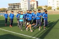 YEŞILTEPE - İnönü Üniversitesispor'da Elazığ Yolspor Maçı Hazırlıkları Sürüyor