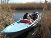 BALIK TÜRÜ - İznik Gölü'nün Çekilme Sebebi Kuraklık