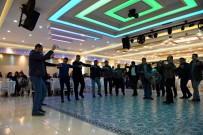 Kadroya Geçişlerini Halay Çekerek Kutladılar