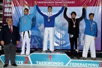 KAĞıTSPOR - Kağıtsporlu Tekvandocular Gençler Türkiye Şampiyonasından Madalya İle Döndü