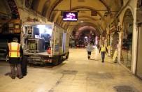 İSTANBUL VALİLİĞİ - Kapalıçarşı'da Altyapı Kazısız Yenileniyor
