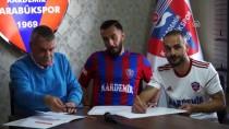 BATMAN PETROLSPOR - Kardemir Karabükspor'da Transfer