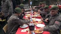 MADDE BAĞIMLILIĞI - Kaymakam Pişirdi, Askerler Yedi