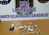 NARKOTIK - Kayseri'de Uyuşturucu Operasyonu