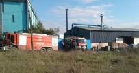 FABRIKA - Kocaeli'de Döküm Fabrikasında Yangın