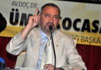 SEYIT RıZA - Kocasakal, CHP Genel Başkanlığına Adaylığını Açıkladı