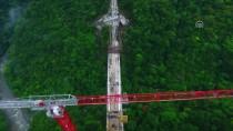 KIZILHAÇ - Kolombiya'da Köprü İnşaatının Çökmesi