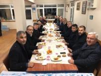 HASAN ERDOĞAN - Körfez Belediye Başkanı İsmail Baran Din Görevlileri İle Buluştu