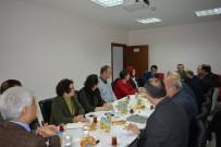 MEHMET ÖZTÜRK - Kütüphaneler Arası Eşgüdüm Toplantısı Yapıldı