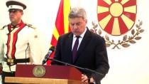 MAKEDONYA - Makedonya'da 'Dillerin Kullanımı Yasası'