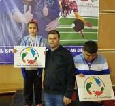 GÜMÜŞ MADALYA - Malatyalı Özel Sporculardan 3 Altın, 1 Gümüş