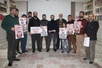 28 ŞUBAT - Mazlum-Der Ağrı Şubesi 28 Şubat Yargı Kararlarını Protesto Etti