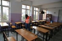 Melikgazi Belediyesi Yarıyıl Tatilinde Okulları İlaçlayacak
