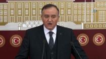 ATATÜRK - MHP'li Akçay Açıklaması 'Suriye'nin Kuzeyinde Terör Koridoru Oluşturulmasına Türkiye'nin Müsaade Etmesi Asla Düşünülemez'