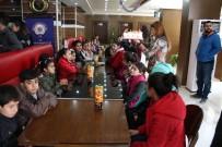 Midyat Emniyet Müdürlüğü Bin 250 Öğrencinin Doğum Gününü Kutladı